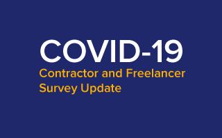 Title of post here - Workr Group -COVID-19 Contractor and Freelancer Survey Update