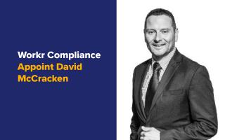 Workr Compliance appoints David McCracken