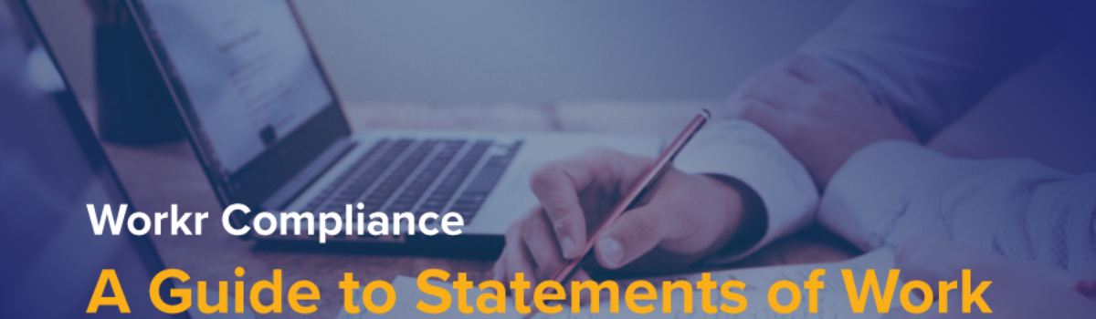 A Guide to Statements of Works