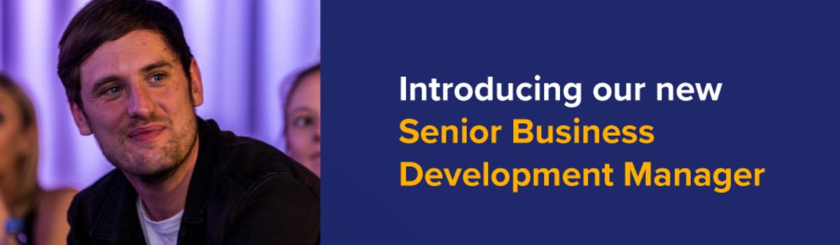 Introducing Our New Senior Business Development Manager Matt Watts