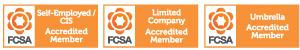 MASTER FCSA Accredited Member Logo